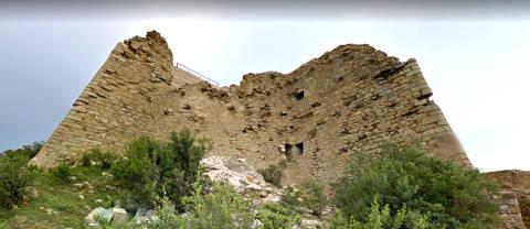 Castillo de la Trinitat